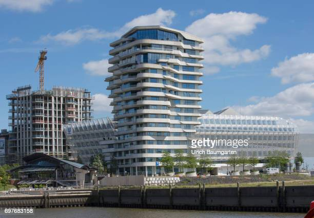 Hansestadt Hamburg build and life in the Hafencity of Hamburg Exclusive residential and office building