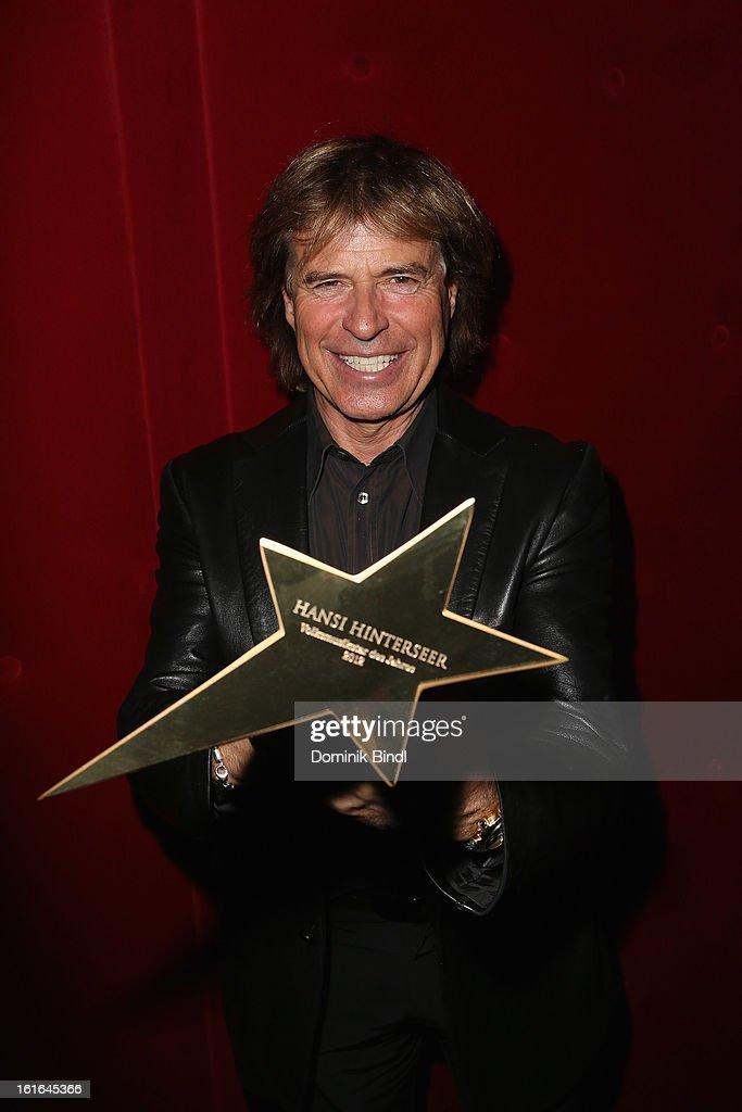 'Mein Star des Jahres 2013' Awards
