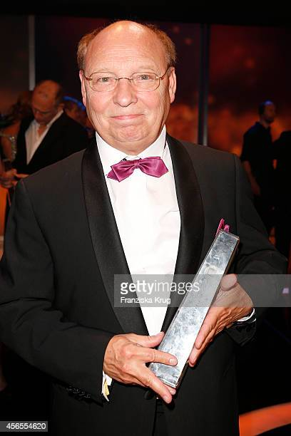 HansJoachim Heist attends the Deutscher Fernsehpreis 2014 after show party on October 02 2014 in Cologne Germany
