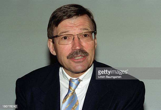 HansJoachim KOERBER chief executive officer of the Metro AG