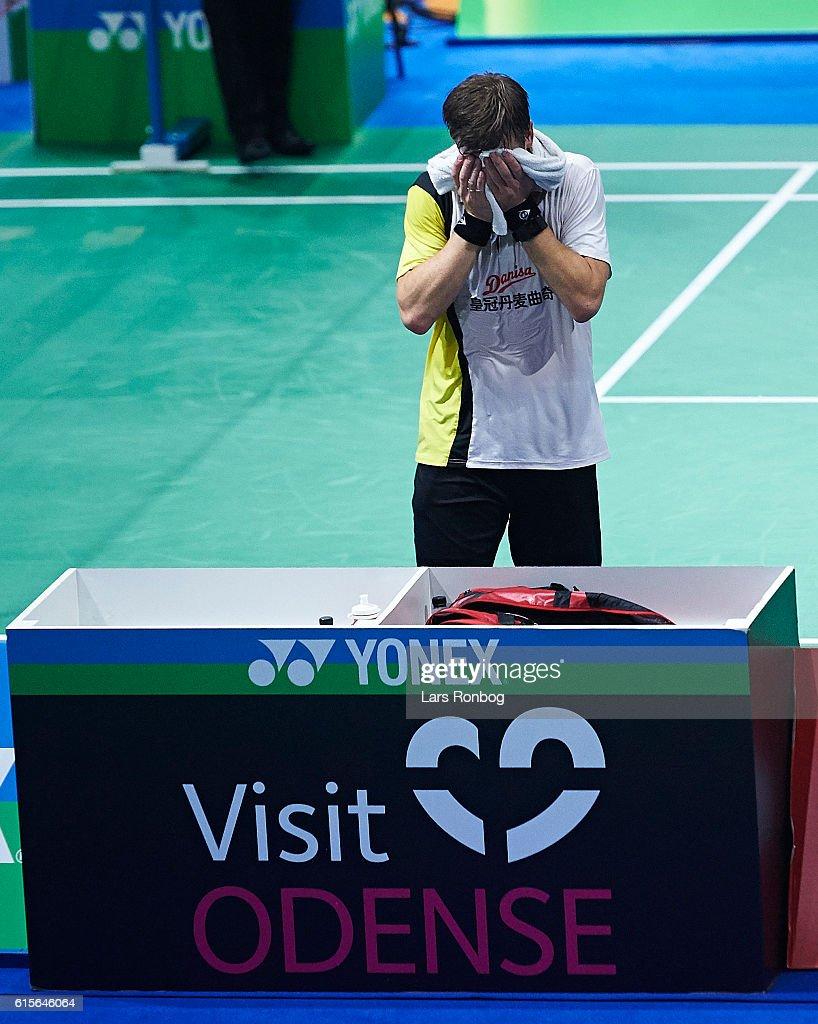 Yonex Denmark Open Badminton - Day One