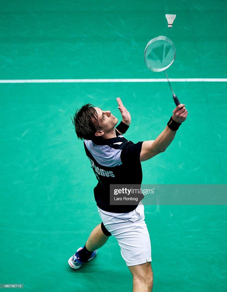 Danish Badminton Championships - Day One