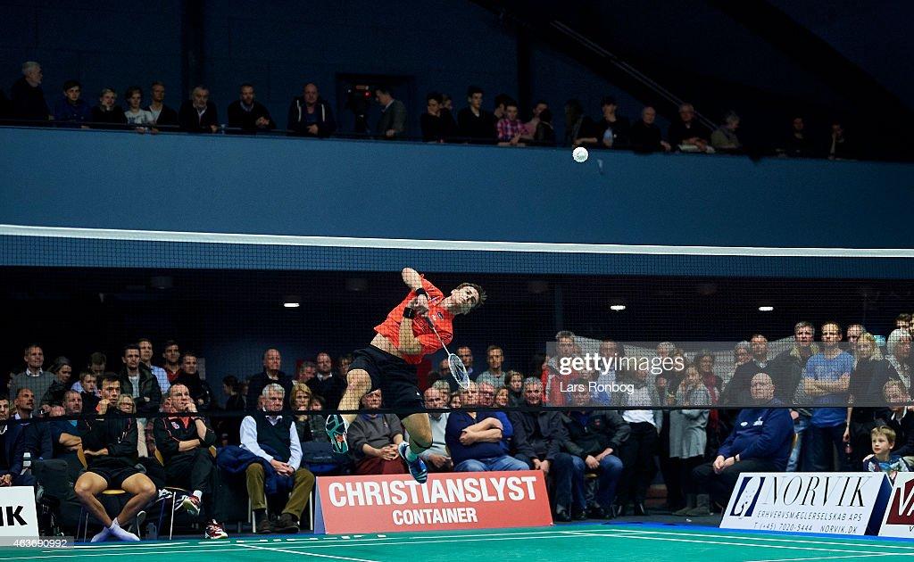 Skovshoved vs TSS Skalskor - Danish Badmintonligaen Semifinal