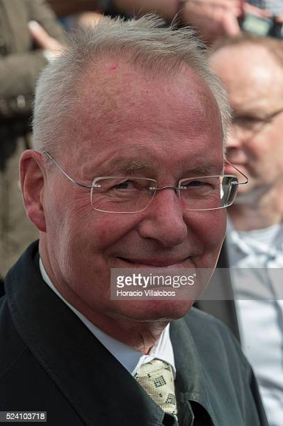 HansOlaf Henkel a former head of Germany's main industry association and supporter of conservative and eurosceptic political party 'Alternative for...