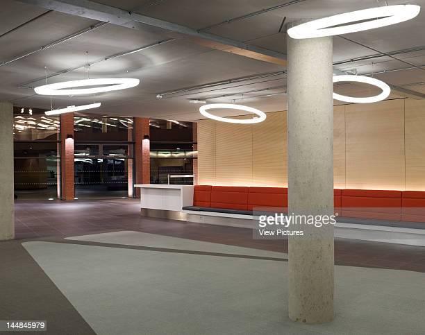 Hanson HqStewartby Bedfordshire United Kingdom Architect Tp Bennett Lighting Design By Pinniger Partners Hq