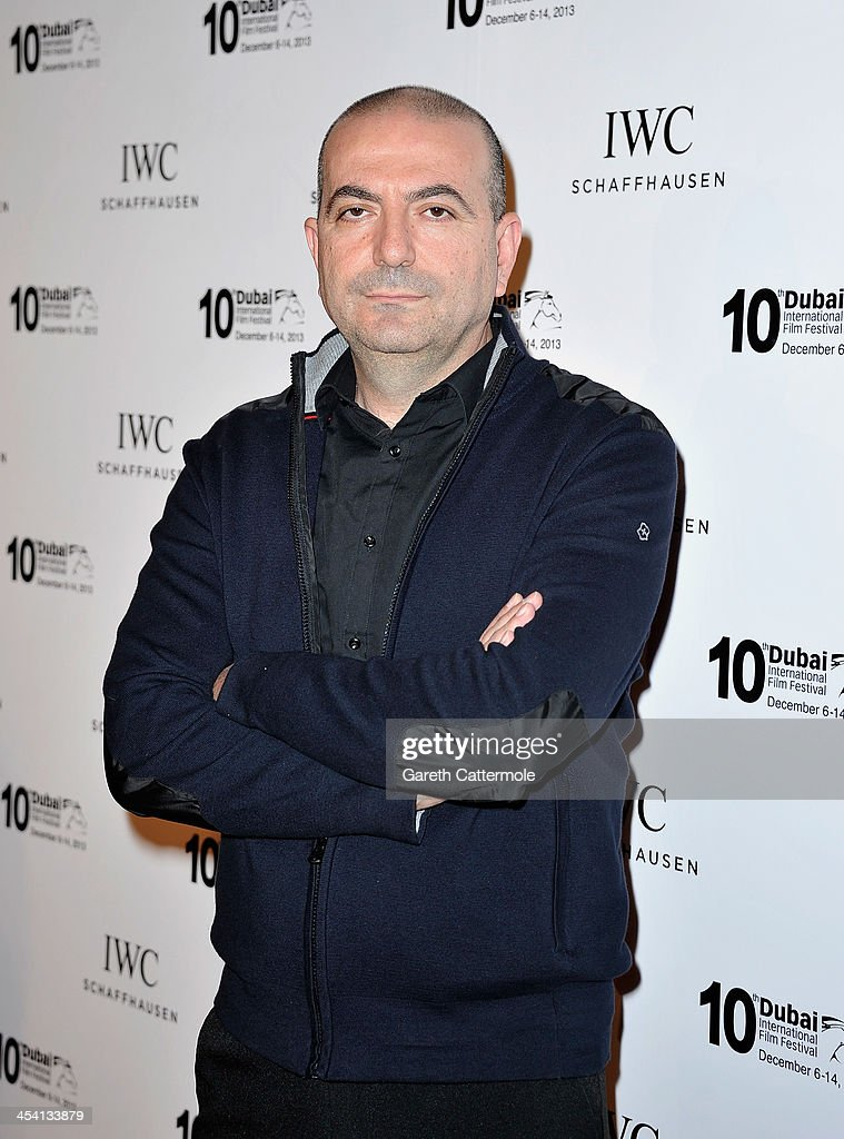 Hany Abu Assaad attends 'For The Love of Cinema - IWC Filmmakers Award' during day two of the 10th Annual Dubai International Film Festival held at the One and Only Mirage Hotel on December 7, 2013 in Dubai, United Arab Emirates.