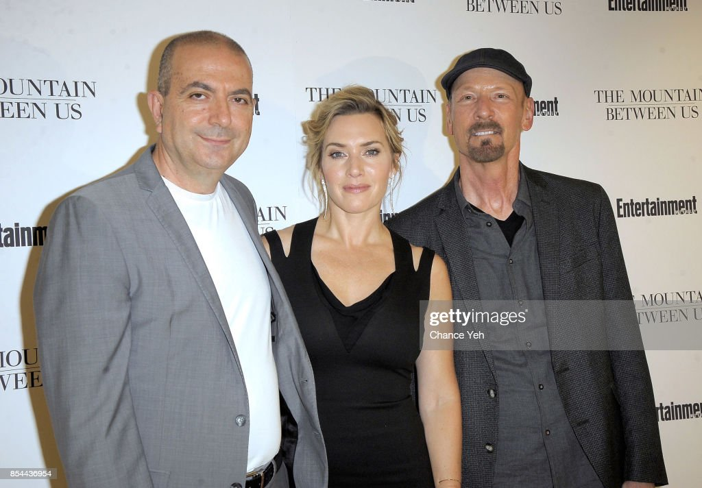 """The Mountain Between Us"" Special Screening"