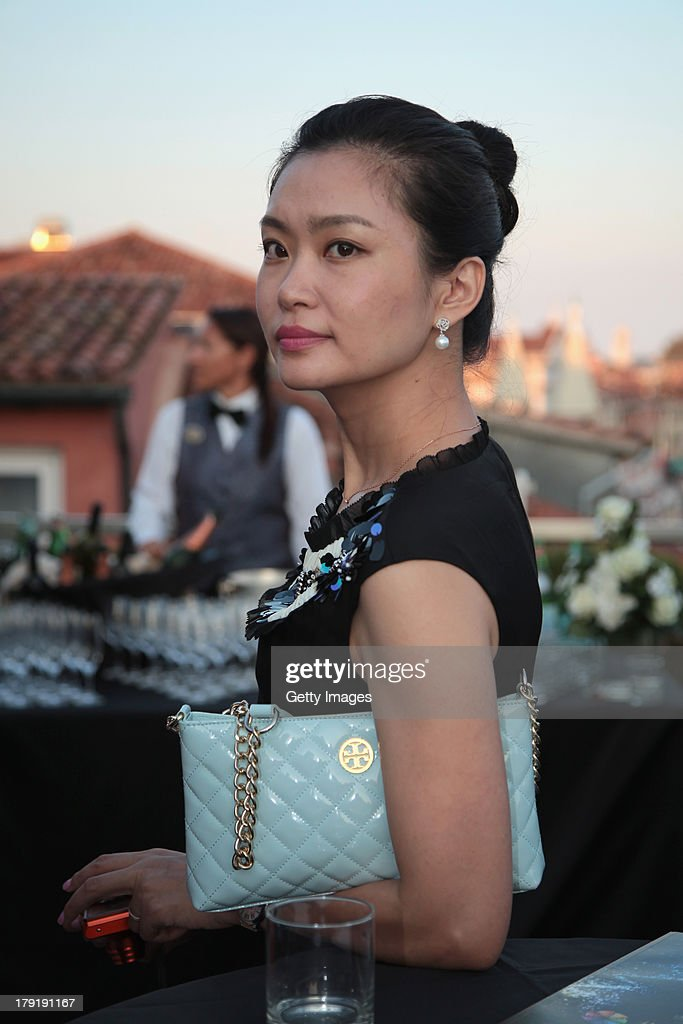 Hao Jae attends the Beijing International Film Festival (BJIFF) Organization Committee Reception during the 70th Venice International Film Festival at the Danieli Hotel - La Terrazza on August 31, 2013 in Venice, Italy.