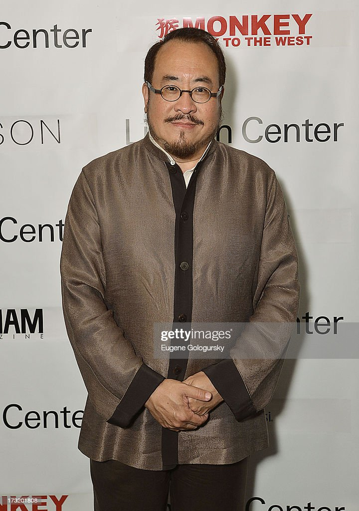 Hao Jiang Tian attends the Lincoln Center Festival And Gotham Magazine Celebration of Monkey: Journey To The West at Hudson on July 9, 2013 in New York City.