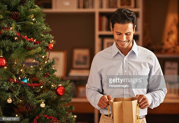 Happiness is... The perfect Christmas present