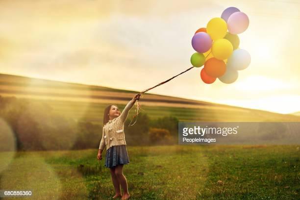 Happy and bright