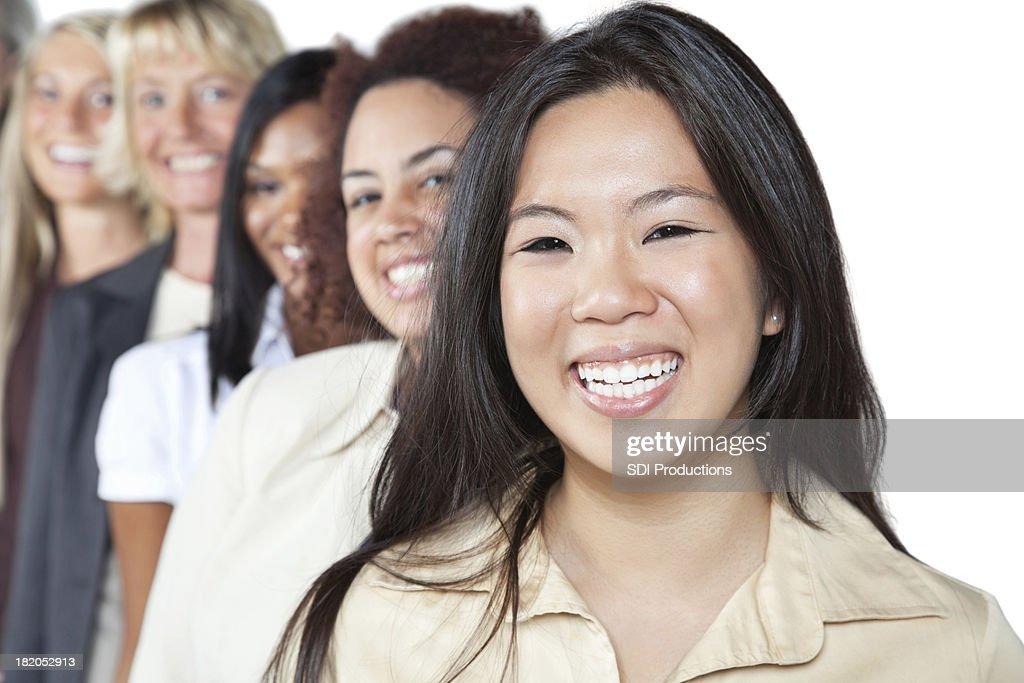 Asian Women From Diverse 90