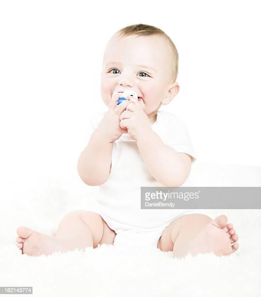Happy Baby Boy Porträt