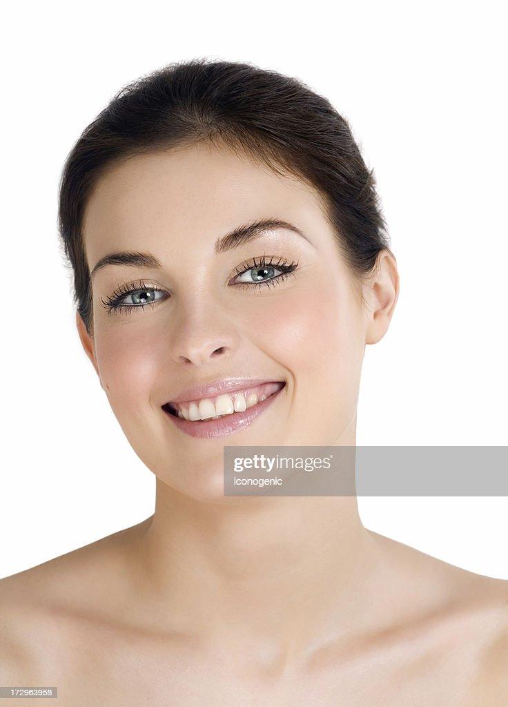 Happy Beauty : Stock Photo