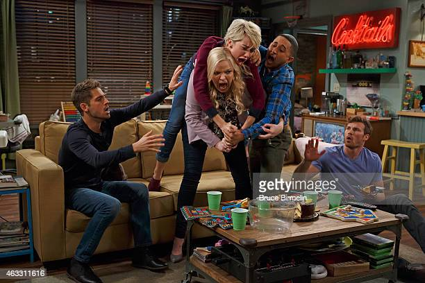 DADDY 'Happy Birthday Two You' Bonnies birthday is overshadowed by a family secret on an allnew episode of Baby Daddy airing Wednesday March 4th 2015...