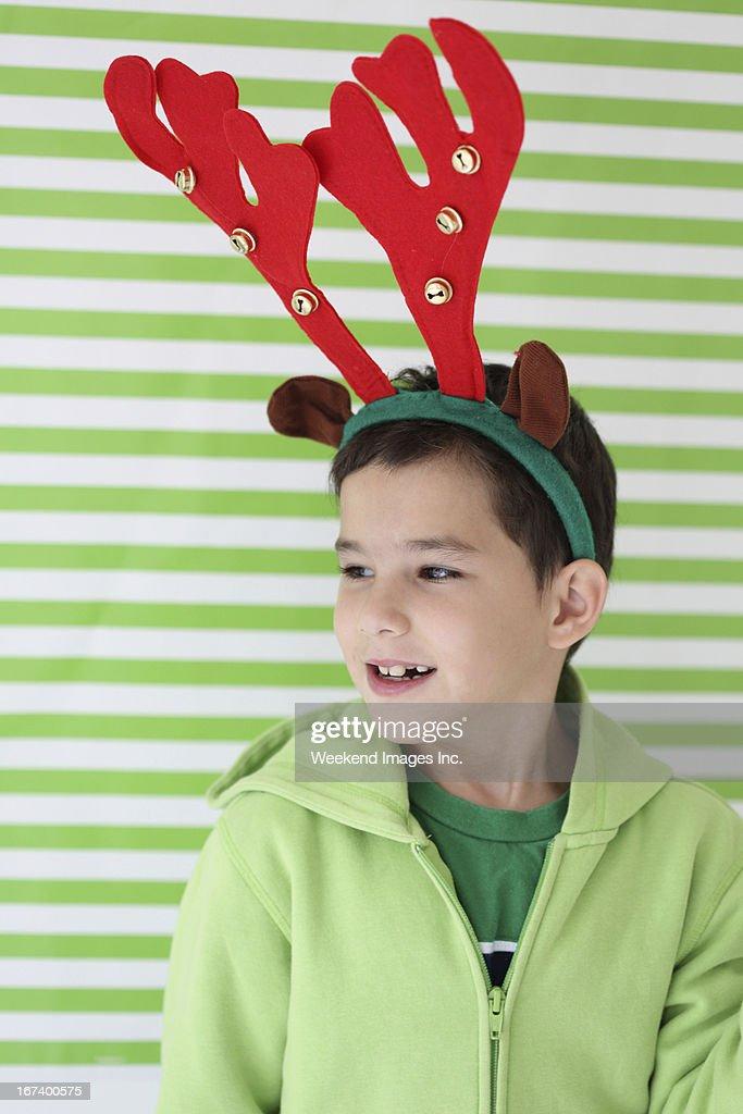 Happy boy : Stock Photo