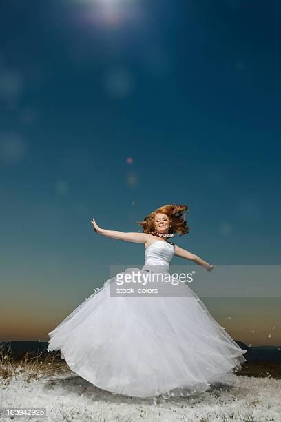 幸せな花嫁