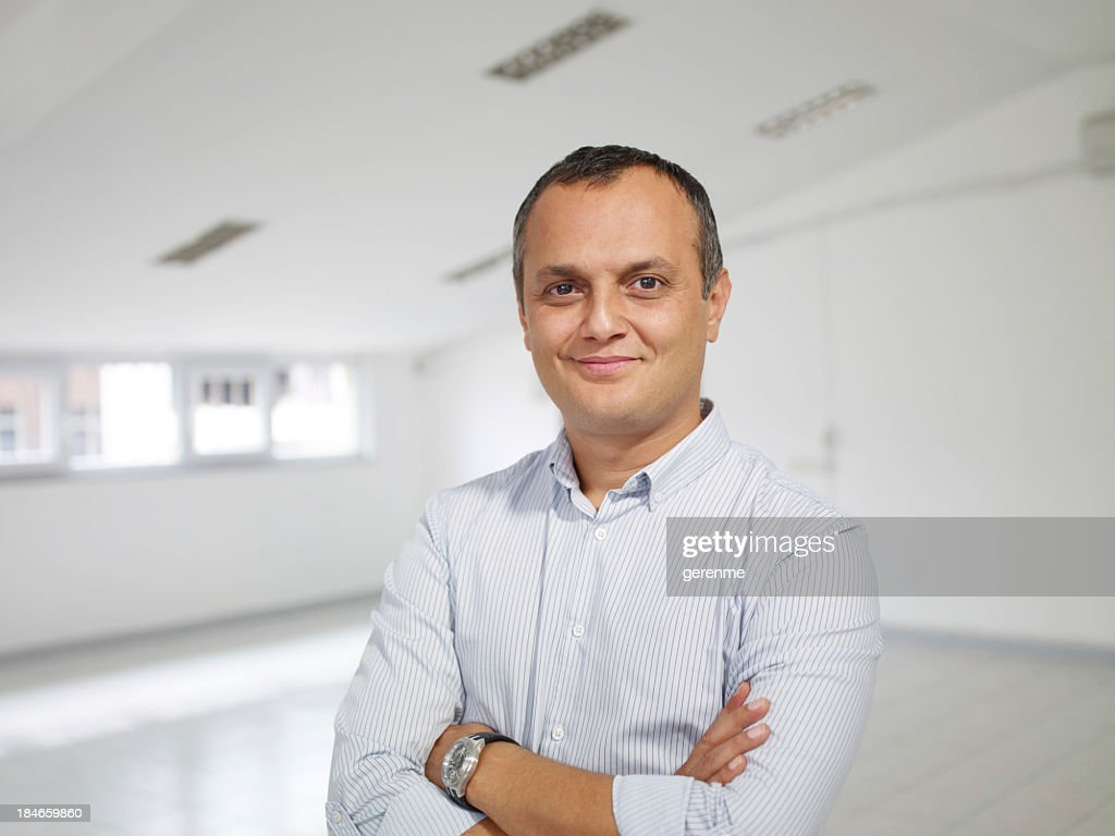 Mature Businessman : Stock Photo