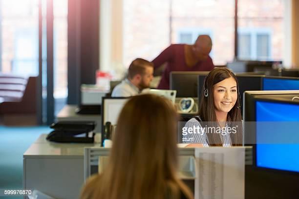 happy call centre