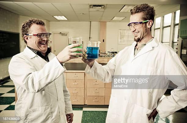 Happy-chimistes