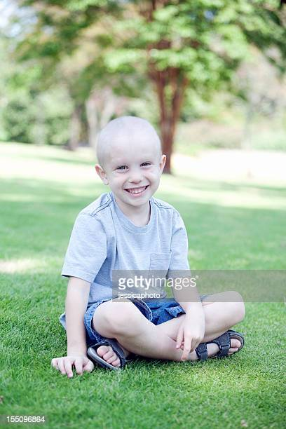 Happy Chemo Child Vertical