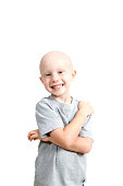 Happy Chemo Child Vertical