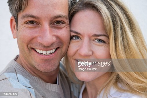 Happy couple : Stock Photo