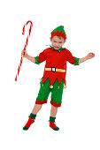 Happy Dancing Christmas Elf