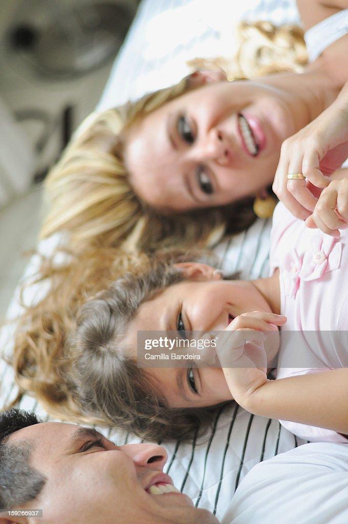 Happy Family / Family Photos / Love : Stock Photo