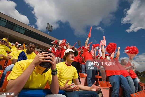 Happy Fans and Unhappy Fans