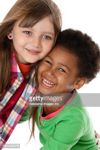 Happy friends : Stock Photo