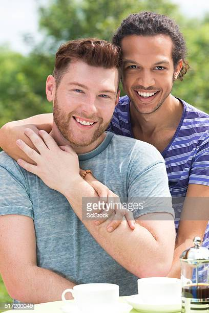 Happy Gay Couple