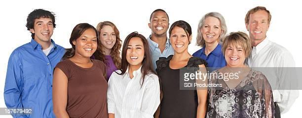 幸せな人々、ピンぼけの眺め