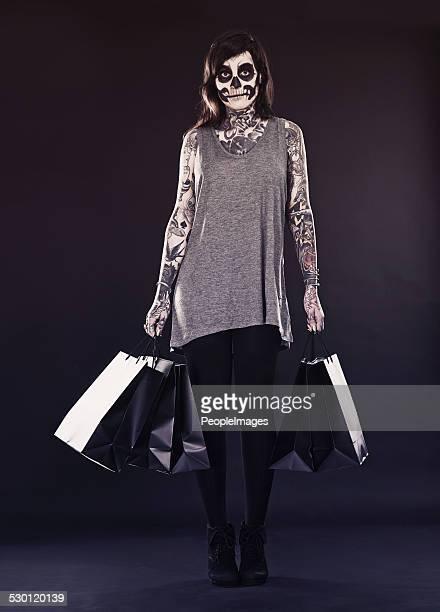 Happy Halloween-shopping