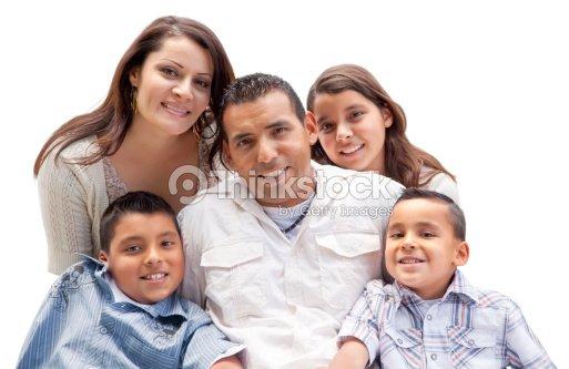 Family Portrait Ideas White Background