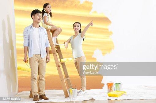 Pot de peinture stock photos et images de collection - Home deco peinture ...