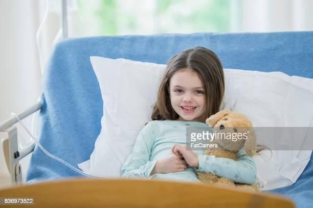 Happy In Hospital