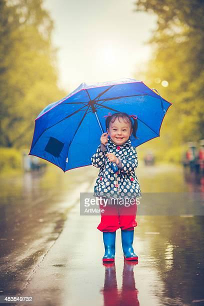 Felice a pioggia
