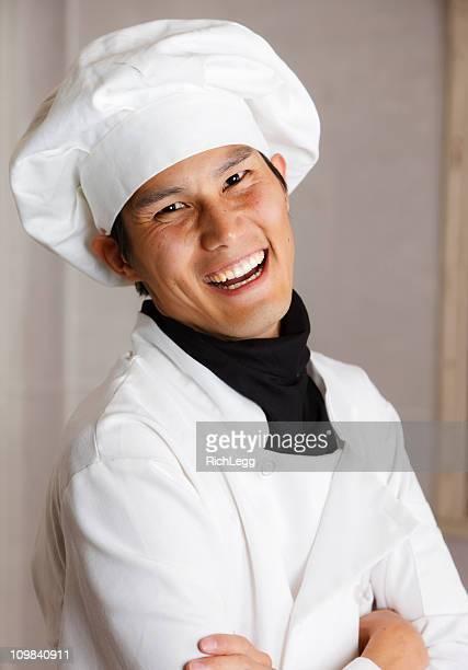 Happy Japanese Chef