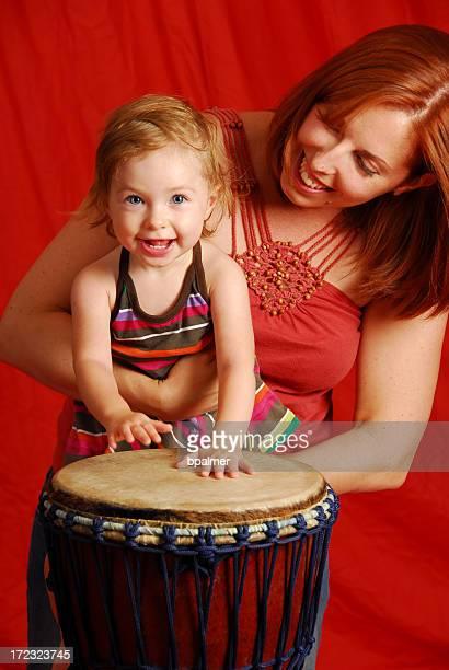 Happy Little Drummer