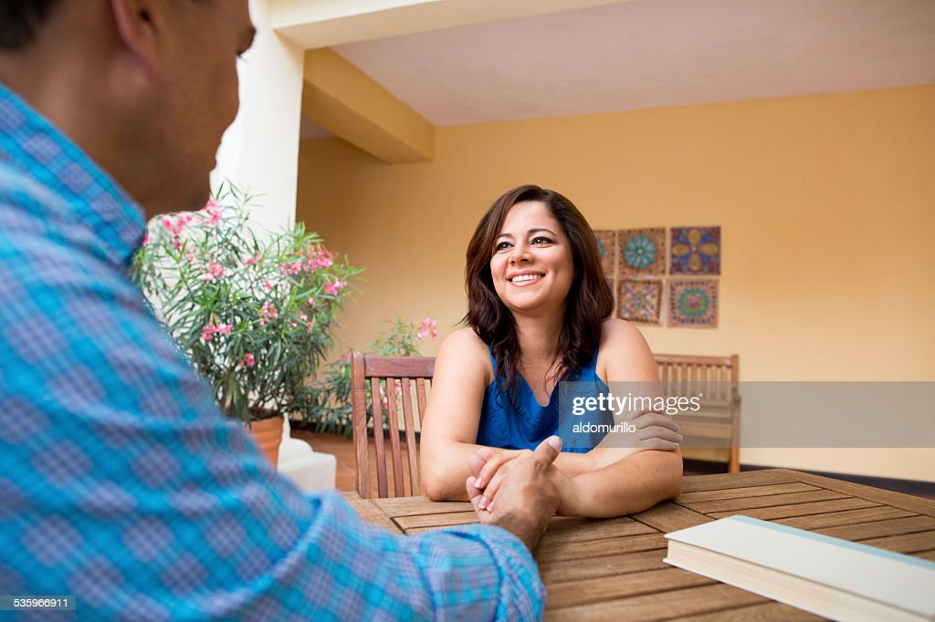 Happy mature couple : Stock Photo