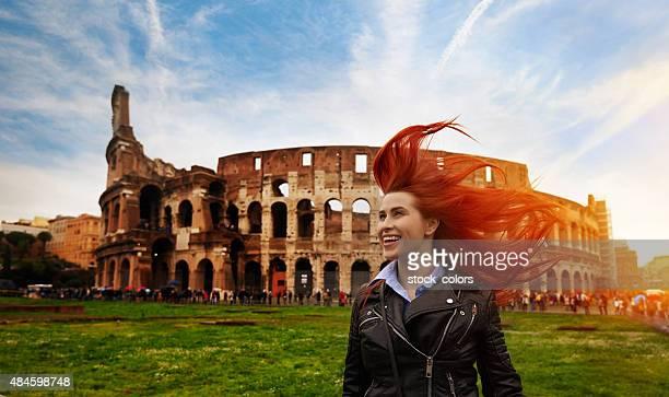 Momenti felici a Roma