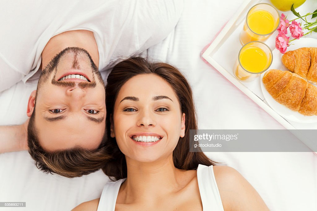 Happy morning. : Stock Photo