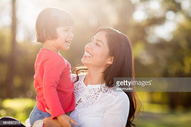 Feliz Madre e hija