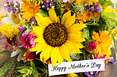 Happy Mother's Day,  Greeting Card.