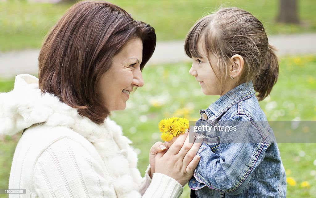 Happy Mothers day : Stock Photo