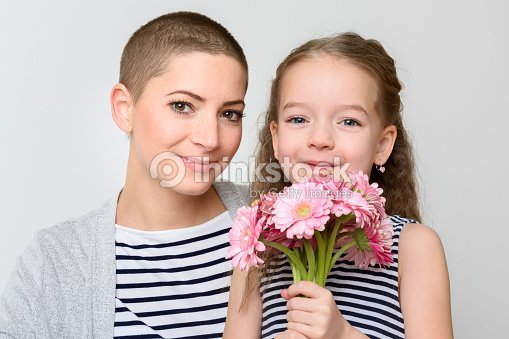 Feliz Dia De La Madre Dia De La Mujer O Fondo De Cumpleanos Nina