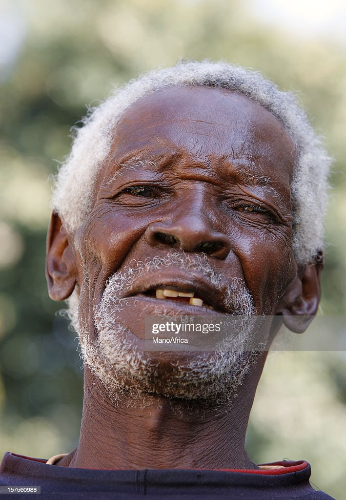 Larry african old man 6