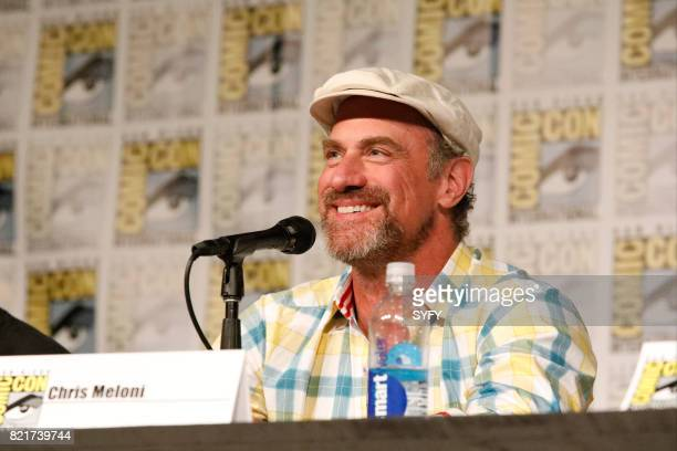 DIEGO 'Happy Panel' Pictured Chris Meloni