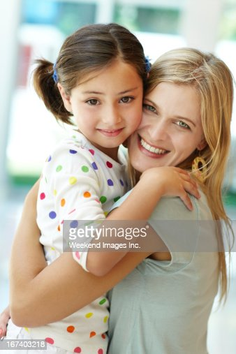 Happy parenting : Stock Photo